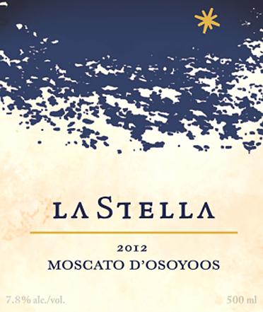 2012 Moscato d'Osoyoos