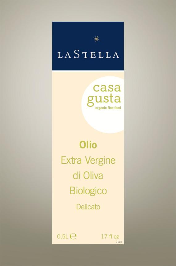 """Olive Oil """"Delicato"""" -500ml"""