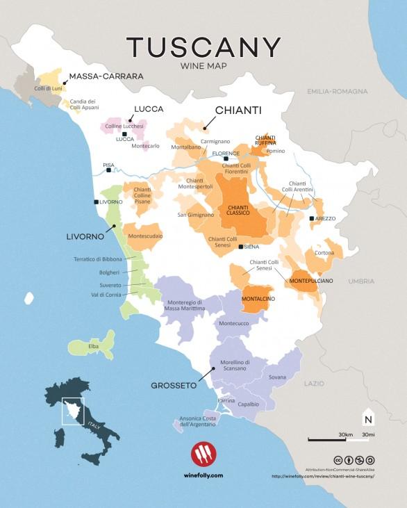 Tuscany-Wine-Map-by-Wine-Folly