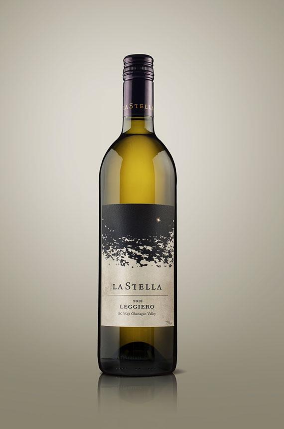 2018 Leggiero Un-Oaked Chardonnay